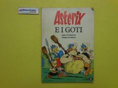 J 5083 RIVISTA A FUMETTI ASTERIX E I GOTI TESTO DI GOSCINNY 1978 - http://www.okaffarefattofrascati.com/?product=j-5083-rivista-a-fumetti-asterix-e-i-goti-testo-di-goscinny-1978