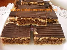 Orechový koláč Nutella, Tiramisu, Cheesecake, Baking, Ethnic Recipes, Food, Cheesecakes, Bakken, Essen