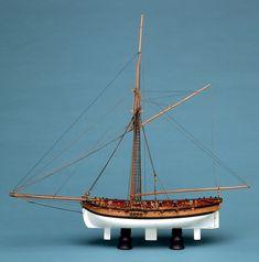 Trial (1790); Fighting vessel; Cutter; 12 guns - National Maritime Museum