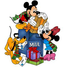 Disney Xmas Cartoon Clipart Characcters Are Free To Copy For Your Own Personal Use . All Christmas Images Are On A Transparent Background Mickey Mouse Art, Mickey Mouse And Friends, Disney Mickey, Walt Disney, Minnie Mouse, 90s Cartoons, Disney Cartoons, Disney Names, Cute Winnie The Pooh