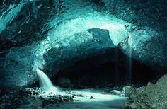 Cuevas de hielo, Alaska