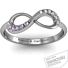 This could be a cool mothers ring