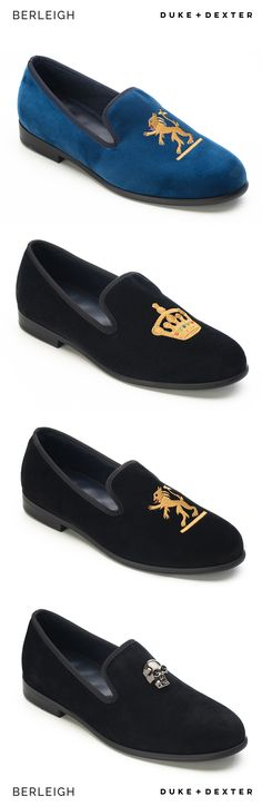 9e51e77969a2b Duke   Dexter blue velvet loafers(Extremely lightweight unique and stylish  shoe)