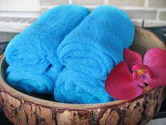 Bahama Blue Cheesecloth