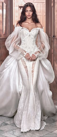 Wonderful Perfect Wedding Dress For The Bride Ideas. Ineffable Perfect Wedding Dress For The Bride Ideas. Best Wedding Dresses, Bridal Dresses, Wedding Gowns, Trendy Wedding, Wedding Ideas, Victorian Wedding Dresses, Wedding Vintage, Wedding Trends, Diy Wedding