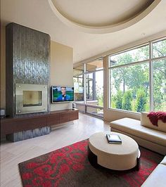Modern Waters Edge Home by Christopher Simmonds, Arch Architecture & Design
