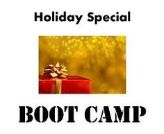 Holiday Special Boot Camp Contest