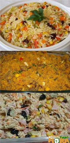 Fried Rice, Carne, Quiche, Food And Drink, Menu, Favorite Recipes, Pasta, Dinner, Ethnic Recipes