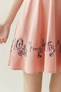 Bicycat Dress - Miss Patina - Vintage Inspired Fashion