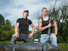 Swamp People (RJ & Jay Paul) :)