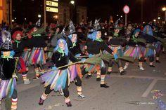 Desfile de Antroxu en Gijón