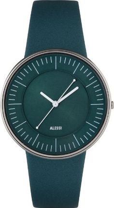 Luna Watch Color: Green - Current price: USD $145.0 - Price history and alert - #Watches, #Alessis