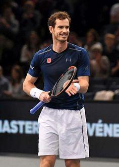 Andy Murray – new king of the world Murray Tennis, Tennis Wallpaper, Sun In Taurus, Davis Cup, Professional Tennis Players, King Of The World, Andy Murray, Sport Tennis, Rafael Nadal