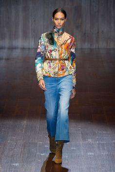 Gucci at Milan Spring 2015
