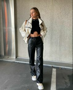 Mode Outfits, Winter Outfits, Fashion Outfits, Womens Fashion, Fashion Killa, Look Fashion, Winter Fashion, Korean Fashion, Cute Casual Outfits