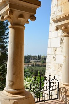 Food Wanderings: Silent Sunday - The Trappist Monastery, Latrun, Israel (The Monastery of Notre-Dame de Sept-Douleurs)