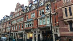 Stunning architecture on Duke Street in Mayfair, London. #dukestreet #mayfair #london #architecture #property #palmstar  For more information on buying property in Mayfair visit: https://www.palmstar.co.uk/property-area-guide/mayfair/