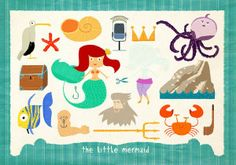 All you need to know about The Little Mermaid. Where's Eric?
