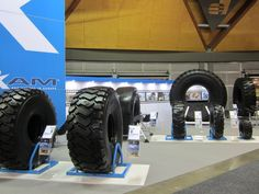 #Maxam #MaxamTire #Tire #Tyre #Tires #Show #AIMEX #Sydney #Australia #Stamford #Exhibition #OTR #Solid #Pneumatics #Industrial #Smooth #Running #Construction #Mining #2013