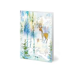 Deer and Bunny from Unicef on Catalog Spree