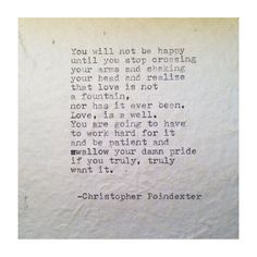 The Blooming of Madness poem #88 written by Christopher Poindexter