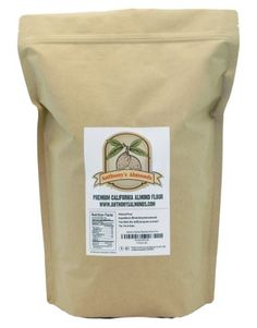 #Gluten Free Anthony's Almonds Blanched Almond Flour, 5 Pounds (5lb), 100% Gluten Free « FourSeasonsGlutenFree.com