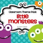 This colorful pack {225+ pages} will brighten any classroom with cute monsters and bright colors! Since every teacher has a unique set of needs whe...