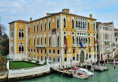 Cavalli-Franchetti Palace in Venice. by Renato Pantini on 500px