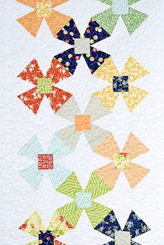 Image of Holland Mills Quilt Pattern - PDF