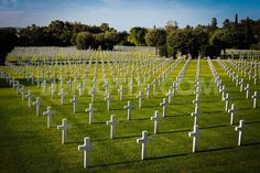 The North Africa American Cemetery and Memorial, is a 27-acre cemetery located at Carthage, Tunisia, where 2,841 United States military casualties are interred. Most lost their lives during World War II military activities in North Africa.