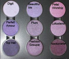 MAC Veluxe Pearl - Beautiful Iris
