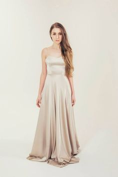 RTW Collection || E&W Couture || Tillie Slip || Bridal Seperates || Alternative wedding dress