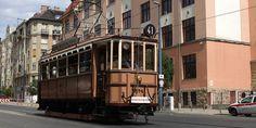 Трамвайный антиквариат