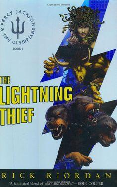 Amazon.com: The Lightning Thief (Percy Jackson and the Olympians, Book 1) (9780786838653): Rick Riordan: Books