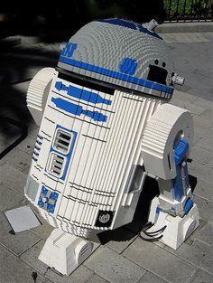 100 Massive Lego Artwork Creations More