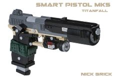 Titanfall Smart Pistol - New Ideas