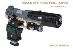 Lego Titanfall Smart Pistol MK5