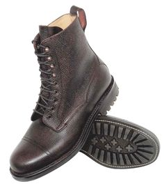 Hoggs of Fife Rannoch Veldtschoen boots.
