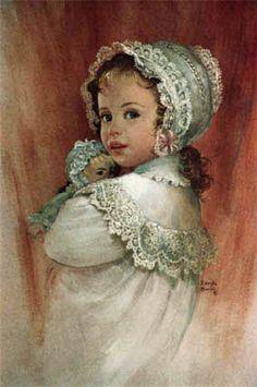 Antique Passion-Láminas Antiguas,Vintage,Retro...y manualidades varias: Niños Vintage