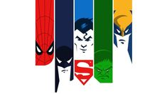 Best Minimalist Superman Batman Hulk Spiderman Wolverine Best Minimalist Superman Batman Hulk Spiderman Wolverine is an HD desktop wallpaper posted in our free image collection of superheroes wallpapers. Batman Wallpaper, Avengers Wallpaper, Hero Wallpaper, Cool Wallpaper, Wallpaper Backgrounds, Wallpaper Ideas, Spiderman Batman Superman, Hulk Marvel, New Image Wallpaper