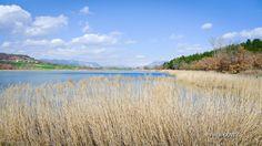 Lac de Mison au printemps - Alpes de Haute Provence 04