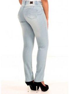 Jeans push-up brasiliani vita alta cod. 8765