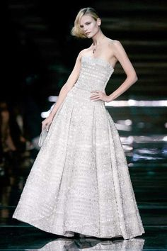 Giorgio Armani Prive Autumn Winter 2008/2009 | Fashionbride's Weblog