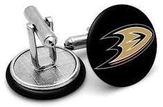 Image result for anaheim ducks cufflinks Anaheim Ducks, Nhl, Cufflinks, Accessories, Image, Wedding Cufflinks, Jewelry Accessories