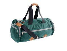 Green Color Sports Bag