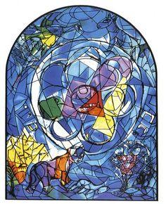 Chagall. Tribe of Benjamin.