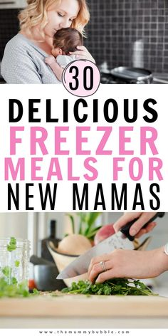 Make Ahead Freezer Meals, Dinners To Make, Frugal Meals, Freezer Cooking, Sweet Potato Toppings, Vegetable Pasta, Before Baby, Nutritious Meals