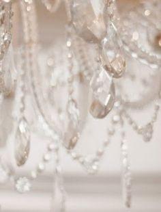 chandelier drops