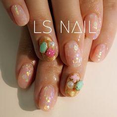 かわいいネイルを見つけたよ♪ #nailbook Nailbook, Nails, Beauty, Design, Finger Nails, Ongles, Beauty Illustration, Nail