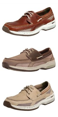 Dunham Men's Captain Boat Shoe #boatshoes Sperrys, Boat Shoes, Loafers, Slip On, Boots, Stuff To Buy, Travel Shoes, Shearling Boots, Moccasins